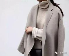 Find images and videos about fashion, style and coat on We Heart It - the app to get lost in what you love. Look Fashion, Fashion Outfits, Womens Fashion, Fashion Mode, Daily Fashion, Fashion Clothes, Fashion Ideas, Fashion Tips, Capsule Wardrobe
