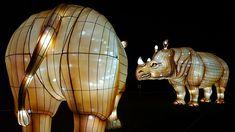 O Festival das Luzes no Jardim das Plantas é um dos eventos mais incríveis do inverno em Paris. E pode-se dizer que é um sucesso absoluto, já que em dois meses acolheu mais de 370.000 visitantes.  #Paris #França #Europa #FestivaldasLuzes #FetedesLumieres #JardimdasPlantas #lanterna #animais Lion Sculpture, Horses, Statue, Animals, Art, Natural History, Extinct Animals, Paris France, National Museum