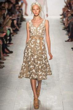 Michael Kors Collection - Spring 2014 Ready-to-Wear