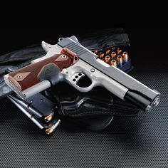 Kimber 1911 my next gun!!!Loading that magazine is a pain! Get your Magazine speedloader today! http://www.amazon.com/shops/raeind
