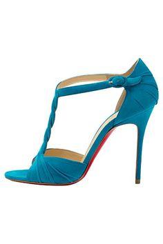 EN IMAGES. Dix paires de chaussures colorées pour la mariée Louboutin Gianvito…