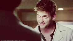 Michael Grant Terry as Wendell Barry from Bones - My Favorite Squintern ;)