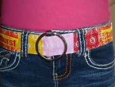 Sweet Juicy Wrapper Belt