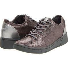 DKNY - Ivy Sneakers (Gunmetal) - Footwear, $51.99 | www.findbuy.co/brand/dkny
