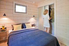 こちらの木造住宅は、豊かな自然と天然素材に囲まれて生活することを望む人々にとって理想的な家。