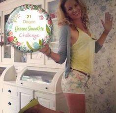 Opt-in geslaagd Groene Smoothie Challenge | Miss Natural Lifestyle