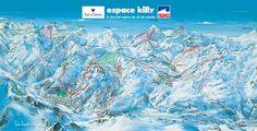 Plan des pistes Val d'Isère.  http://www.valdisere.com