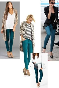 teal jeans 2013 FALL TREND ALERT