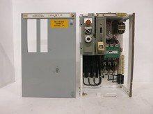 "Siemens Tiastar Furnas 89 60 Amp Fused Dual Feeder 12/"" MCC MCCB Bucket 60A"
