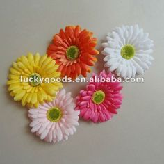 high quality silk gerbera daisy flowers