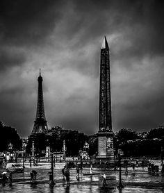 Concorde et Eiffel by Ernesto Lopez Fune on 500px