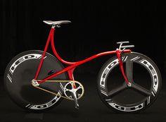 Ce vélo japonais n'est pas comme les autres