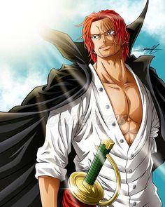 Zoro One Piece, One Piece 1, One Piece Images, Manga Anime One Piece, Anime Manga, Barba Blanca One Piece, Otaku Anime, Red Hair Shanks, One Piece Tattoos
