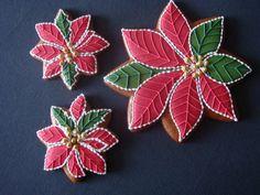 medovniky-kraslice.wbl.sk ~ Poinsettia Gingerbread