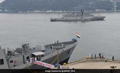 Asian Defence News Channel: Two Indian Ships In Japan For Naval Exercise