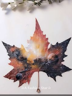 7 Easy Incredible Art On Leaves &; Leaf Painting Ideas For Home Decor 7 Easy Incredible Art On Leaves &; Leaf Painting Ideas For Home Decor ✰A Fashion Star✰ afashionstarcom DIY Crafts […] for home videos Art Sketches, Art Drawings, Painted Leaves, Painting On Leaves, Leaf Art, Painting Techniques, Painting Videos, Art Plastique, Painting Inspiration