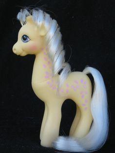 Creamsicle G1 My Little Pony