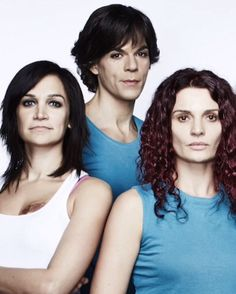 Wentworth ~ OMG awesome show, can't wait for Season 4!!