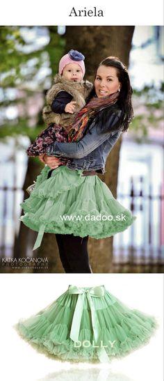 mum and baby - princess Ariel Baby Princess, Grace Kelly, Ariel, Alice In Wonderland, Harajuku, Ballet Skirt, Skirts, Fashion, Moda