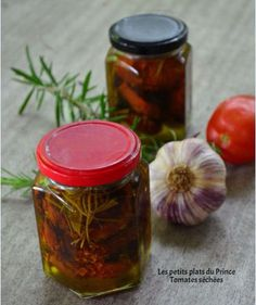 Tomates séchées Food Club, Tapenade, Prince, Homemade, Vegetables, Blog, Recipes, Pot Mason, Aide