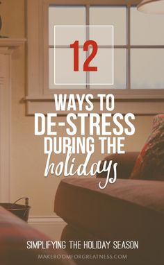 Sometimes it seems stress is unavoidable, but here are 12 great tips for how to destress duringn the holidays (and all year long! Stress Management Activities, Stress Management Techniques, Management Tips, Happy Birthday Jesus, Stress Less, Destress, Growth Mindset, Stress Relief, The Cure