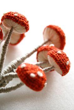cogumelos | Ideias retiradas da internet | Sônia Maria | Flickr