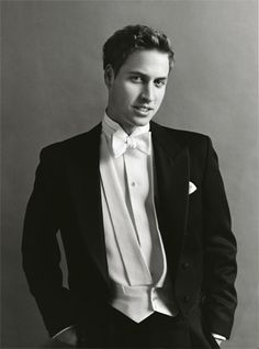 Prince William by Mario Testino, 2003