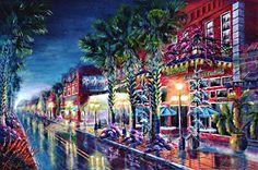 Ybor City, Tampa, FL