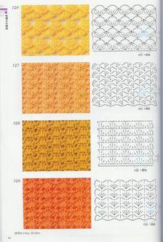 Crochet 300  crochet patterns, 300 patterns                                                                                                                                                                                 More