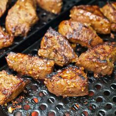 Sirloin Tip Steak with Harissa Marinade.you had me at harissa Healthy Grilling Recipes, Grilled Steak Recipes, Marinated Steak, Paleo Recipes, Real Food Recipes, Yummy Food, Dessert Recipes, Sirloin Tip Steak, Steak Tips