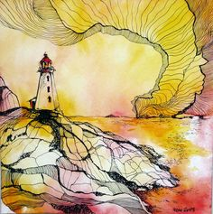 Wind by zzen on deviantart abstract watercolor, watercolor and ink, watercolor paintings, ink Pen And Watercolor, Abstract Watercolor, Watercolor Paintings, Ink Paintings, Watercolor Artists, Indian Paintings, Abstract Oil, Abstract Paintings, Landscape Paintings