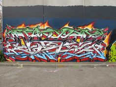 deansunshine_landofsunshine_melbourne_streetart_graffiti_DELF clifton hill 14 | Land of Sunshine