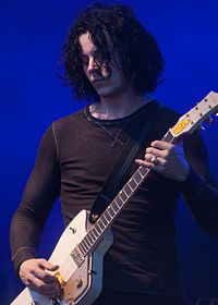 """Jack White: """"I really don't like to take the easy way out, if I can help it, on anything I do, I like to really make it a challenge. I don't know how to create by taking the easy routes. I've tried, you know, I've tried to let myself, but I always struggle to compensate."""""""