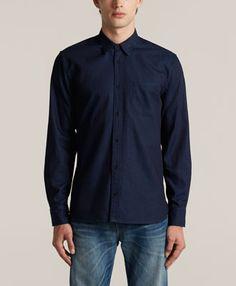 One Pocket Shirt - Denim Rinse - Levi's - levi.com