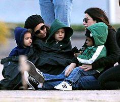 Sandra Bullock, Son Louis Hang With Ex Matthew McConaughey's Pregnant Wife Camila Alves and Kids