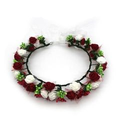 Floral Crown Fashion Headband