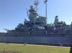 USS Alabama, Mobile, AL