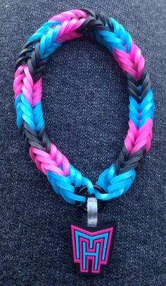 Monster High Fishtail Bracelet by SmallKidJewleryCraft on Etsy, $2.99