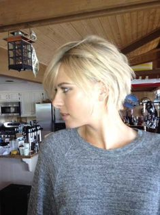 20 Latest Short Blonde Hairstyles | 2013 Short Haircut for Women