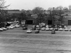 Deventer archief : Brinkgreverweg/Beestenmarkt -Fiat Garage Oostendorp