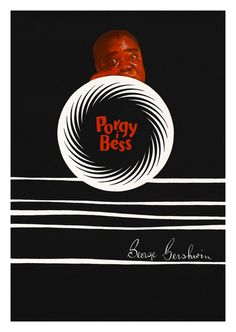 Porgy And Bess Movie Poster Print George by FoxgloveMedia on Etsy