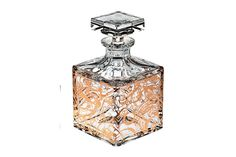 CRONOS - Whisky Decanter Crystal Glassware, Life Design, Deco, Decanter, Whisky, Fathers Day Gifts, Drinking, Perfume Bottles, Crystals