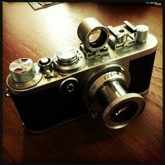Leica If: the Lomo Leica? - lokified reviews his vintage find.