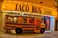 Taco Bus - Downtown Tampa