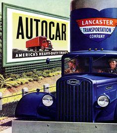 Autocar Trucks, 1946
