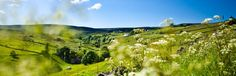 The Durham Dales provide stunning scenery and breathtaking views