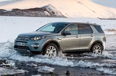 Land Rover Discovery Sport off-road review