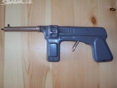 plechovou pistolku-vyrobce neznam - obrázek číslo 1