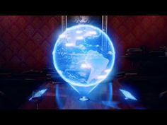 Creating 'Earth Hologram' in UE4