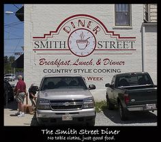 SMITH STREET DINER, Greensboro, NC